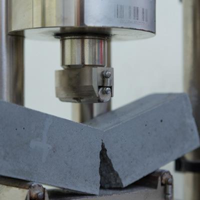 Unser Baustofflabor