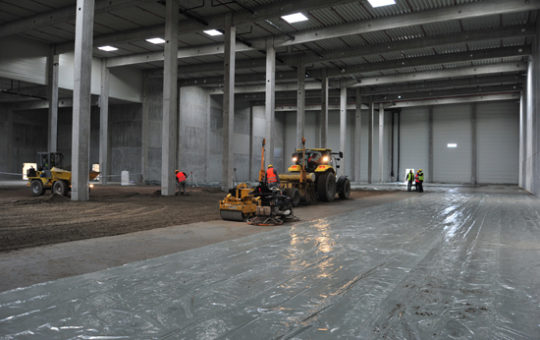 Industrieboden