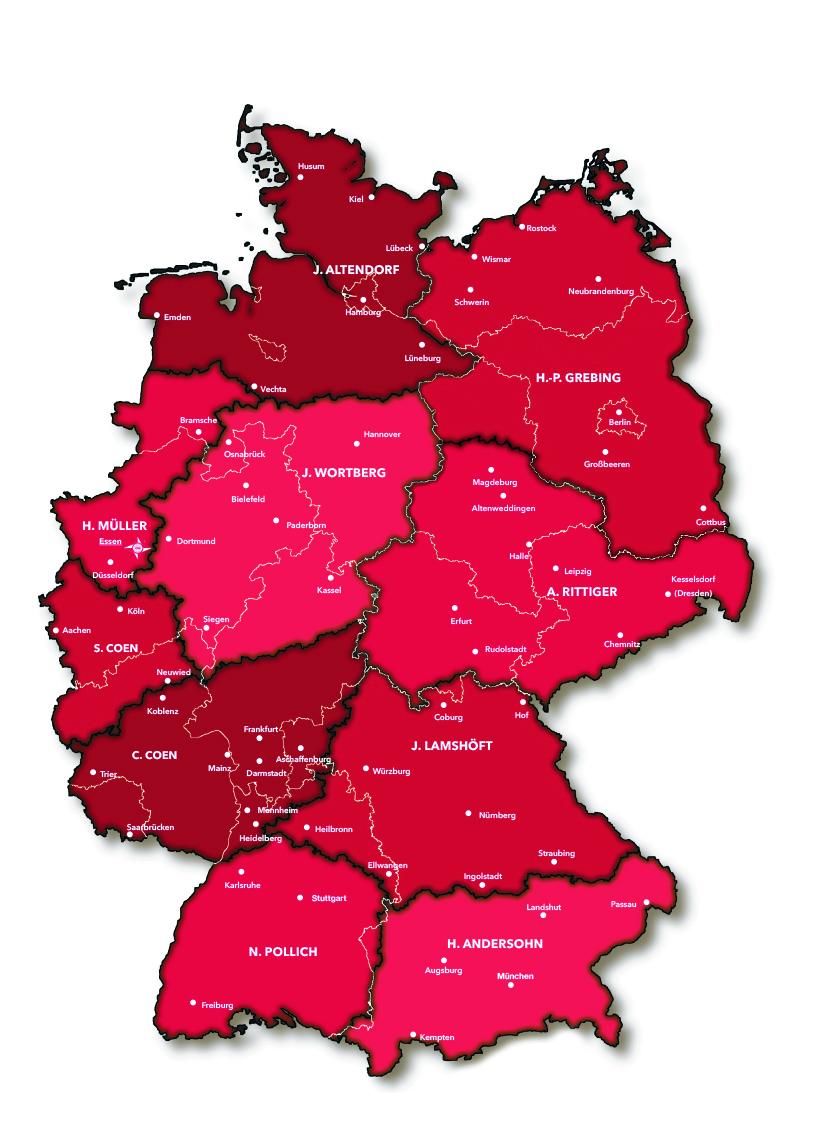 Ventas Alemania