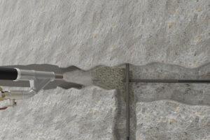 Reparación de hormigón