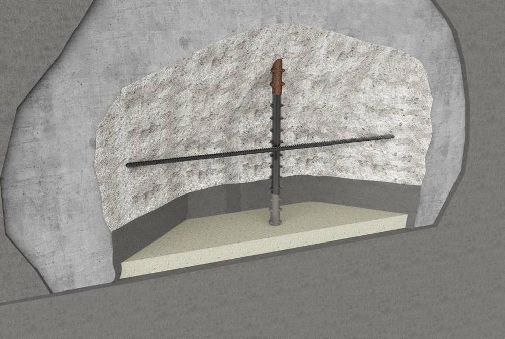 Rehabilitación y reparación de elementos estructurales