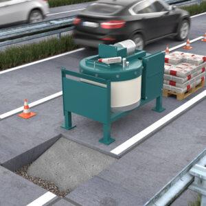 Industrieböden und Verkehrsflächen